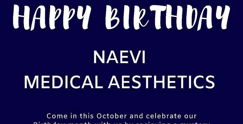 Naevi 1st Birthday